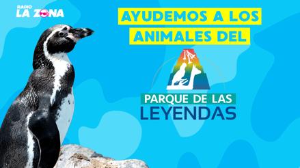 La Zona te invita a colaborar con los animales del Parque de Las Leyendas