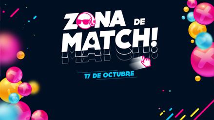Únete a ZONA DE MATCH, el tonazo de RADIO LA ZONA para conocer gente
