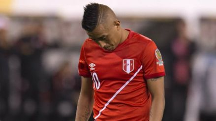 Eliminatorias Qatar 2022: Christian Cueva no jugará contra Brasil [FOTO]