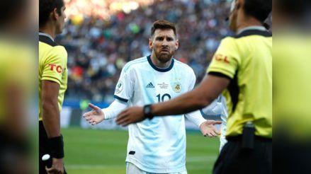 """Lionel Messi: """"Ojalá la Conmebol haga algo, aunque no creo que haga nada porque Brasil maneja todo""""  [VIDEO]"""