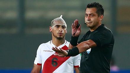 "Julio César Uribe sobre Perú vs. Brasil: ""El arbitraje no me pareció malo"""