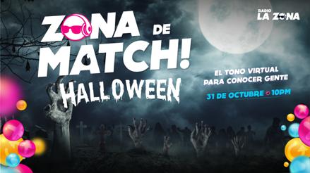 Celebra Halloween a lo grande y conoce gente en Zona de Match