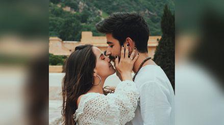 Camilo y Evaluna Montaner se saludan de una forma muy peculiar [VIDEO]