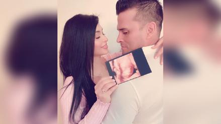Pamela Franco y Christian Domínguez confirman que tendrán un hijo [FOTO]