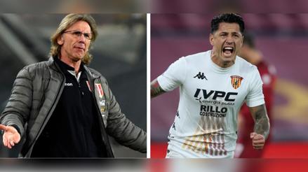 Gianluca Lapadula sí será convocado para partidos contra Chile y Argentina