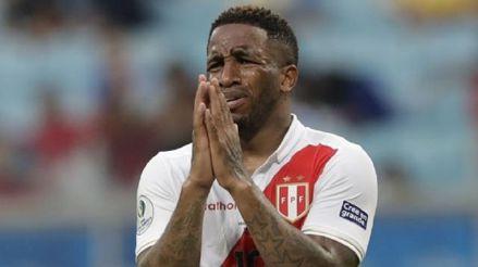 Jefferson Farfán no será convocado para enfrentar a Chile y Argentina
