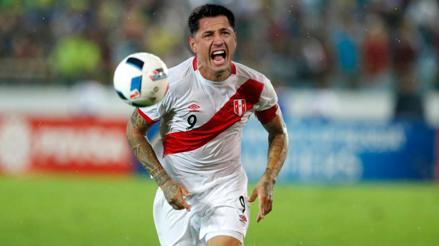 Gianluca Lapadula: Las mejores fotos de su llegada a Lima