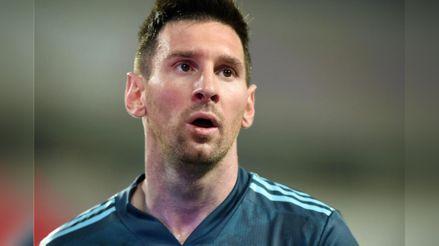 """Lionel Messi tras la victoria de Argentina frente a Perú: """"En Eliminatorias no se puede ganar con facilidad, pero hoy lo hicimos"""" [VIDEO]"""