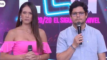 """Gian Piero Díaz y Jazmín Pinedo sobre muerte de dos jóvenes en marcha: """"Ha sido un costo muy alto"""" [VIDEO]"""