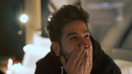 Así fue la reacción de Camilo cuando se enteró que fue nominado a los Grammy [VIDEO]