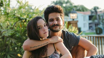 Camilo publicó un video donde Evaluna Montaner aparece bañándose y generó muchas críticas [VIDEO]