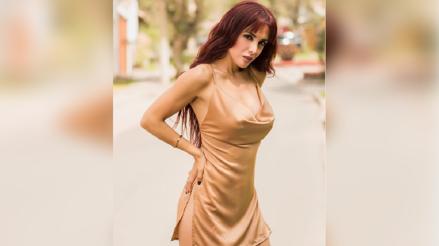 Rosángela Espinoza confirma en LA ZONA que se lanza como cantante y productor mexicano quiere invertir en su carrera [VIDEO]