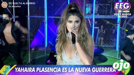 """Yahaira Plasencia ingresó a la nueva temporada de """"Esto es guerra"""": """"Voy a dar todo de mi"""" [VIDEO]"""