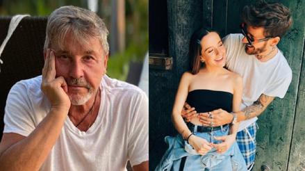 Ricardo Montaner confiesa que quiere un nieto Evaluna y Camilo [VIDEO]