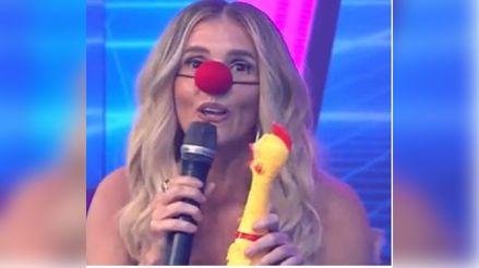 """Johanna San Miguel volvió a interpretar a  Queca en """"Esto es guerra"""" [VIDEO]"""
