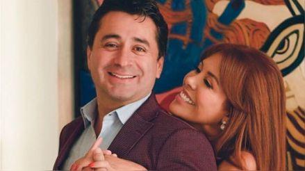 Magaly Medina anunció fin de su matrimonio con Alfredo Zambrano: