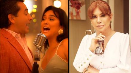 La reacción de Magaly Medina al escuchar la canción Alfredo Zambrano en su programa [VIDEO]