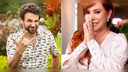 """Rodrigo González sobre su relación de amistad con Magaly Medina: """"Cuando estoy en televisión hay algo que cambia"""" [VIDEO]"""