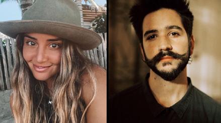 """La influencer Ximena Hoyos recordó que entrevistó a Camilo hace tiempo: """"Resulta que entrevisté a Camilo y no me acordaba"""" [VIDEO]"""