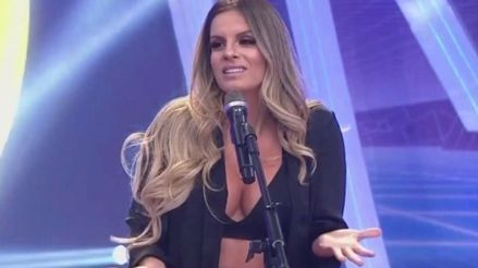 """Alejandra Baigorria sobre su estado de salud: """"No paso por un buen momento, he estado decaída y deprimida"""" [VIDEO]"""