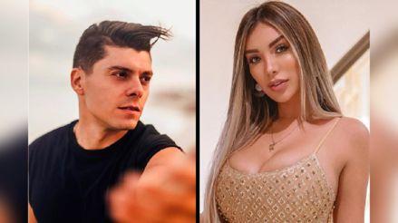 """Tras beso con Fabio Agostini, Paula Manzanal dice que está soltera: """"Nunca nadie salió a decir que estaba conmigo"""" [VIDEO]"""