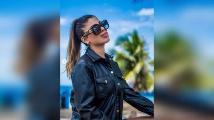 """Yahaira Plasencia señaló en una entrevista en Puerto Rico que los peruanos dicen """"U la la"""" cuando comen algo rico [VIDEO]"""