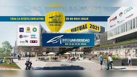 La Expouniversidad 2021 estará disponible desde el 15 al 19 de junio y orientará a los jóvenes sobre cual carrera seguir