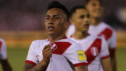 Christian Cueva sí jugaría en Perú vs. Brasil