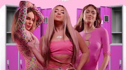 Lola Índigo lanzó nuevo álbum 'La Niña' y el video de 'La Niña De La Escuela' con Tini y Belinda [VIDEO]