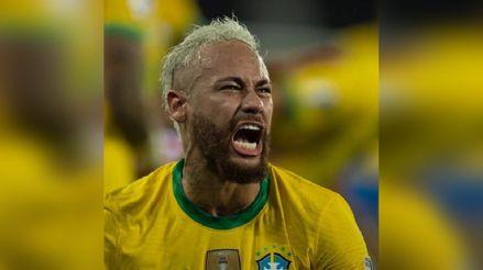"""El mensaje de Neymar previo al partido Perú vs. Brasil: """"Los débiles tratan de mantenerse de pie"""""""