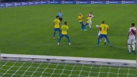 Perú vs. Brasil: Ex árbitro argentino, Javier Castrilli, opinó sobre el penal no cobrado al brasileño Thiago Silva: