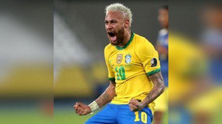 Neymar está muy enojado con los hinchas brasileños que prefieren que Argentina gane la Copa América 2021
