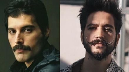 Comparan a Camilo con Freddie Mercury y usuarios enfurecen en redes sociales