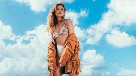 Anna Carina lanzó el nuevo sencillo