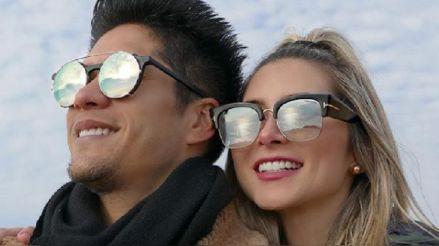 Chyno Miranda y su esposa Natasha Araos confesaron que sí estuvieron separados y explicaron la razón [VIDEO]