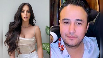Novio de Sheyla Rojas fue ampayado 'cariñoso' con otra mujer [VIDEO]
