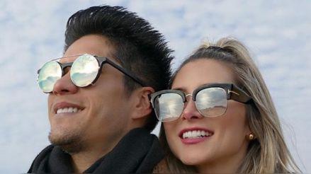 """Chyno Miranda y Natasha Araos confirman separación: """"No estamos juntos como pareja desde hace más de un año"""" [VIDEO]"""