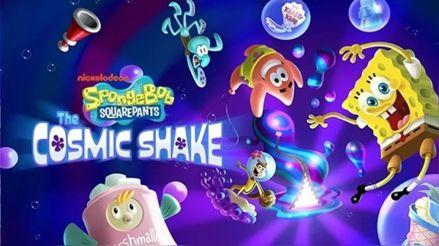 VideoJuegos: Bob Esponja lanza su nuevo The Cosmic Shake, que llegará a PS4, Xbox, Switch y PC