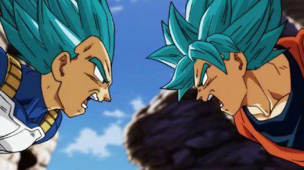 Dragon Ball Super: Vegeta ataca a Gokú repitiendo una escena de Dragon Ball Z