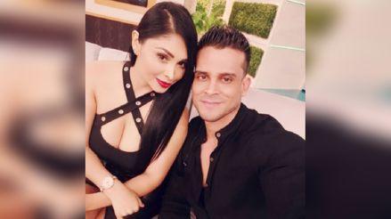 Christian Domínguez quiere casarse con Pamela Franco, pero cuando termine el COVID-19