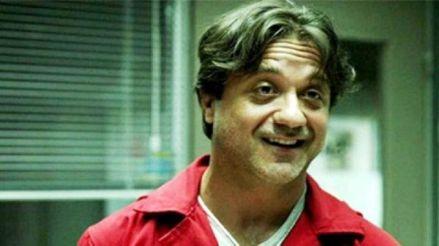 """""""La casa de papel"""": Arturo reveló que no quiere grabar una escena de la serie"""