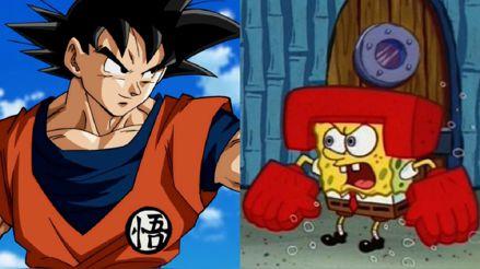 Dragon Ball: ¿Gokú vs. Bob Esponja? La posible unión en Nickelodeon All-Star Brawl