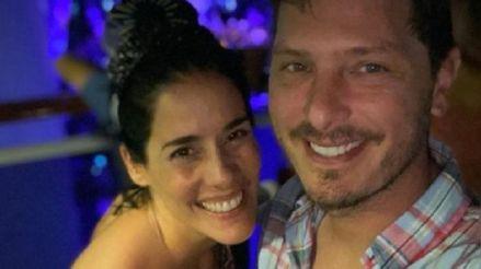 Así reaccionó Cristian Rivero al ver a Gianella Neyra como la nueva conductora de