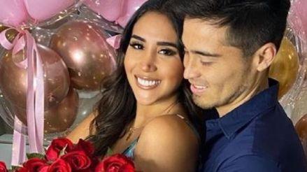 Melissa Paredes dice que terminó con Rodrigo Cuba en septiembre pero pruebas la desmentirían