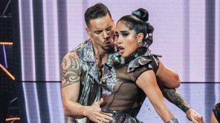 "Melissa Paredes: bailarín Anthony Aranda habría sido retirado de ""Reinas del Show"""
