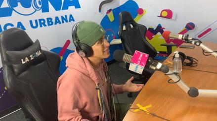 Lenny Tavárez en Radio La Zona: