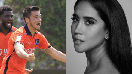 Rodrigo Cuba anotó un gol y se lo dedicó a su hija