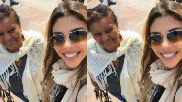 """Doña Peta a Alondra García Miró: """"Ya no es mi nuera, es como mi hija"""" [VIDEO]"""