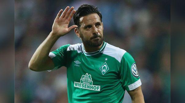 """Claudio Pizarro sobre Gareca: """"Yo creo que sí hubiera sido favorable que me lleve (al Mundial)"""" [VIDEO]"""