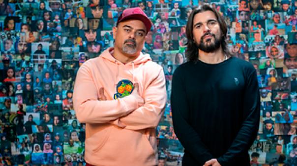 Nach y Juanes presentan 'Pasarán' [VIDEO]